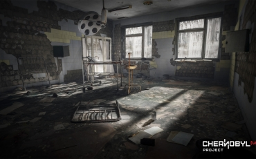 Chernobyl VR Project - Gear VR trailer