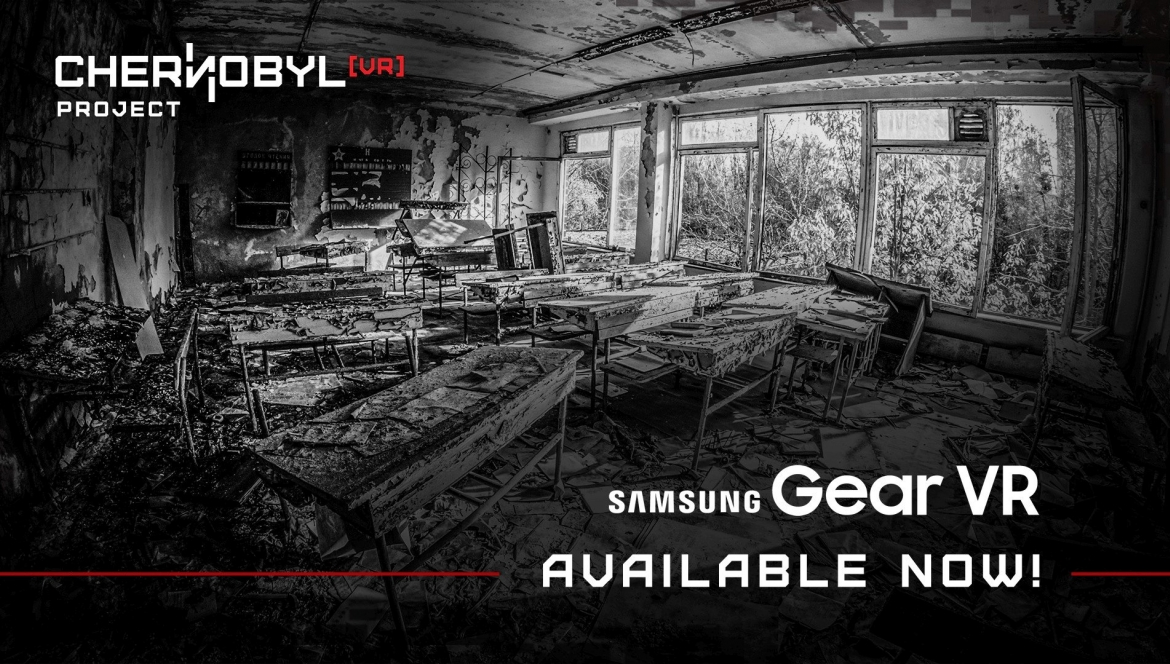 Chernobyl VR Project – The Premiere of Samsung Gear VR Release