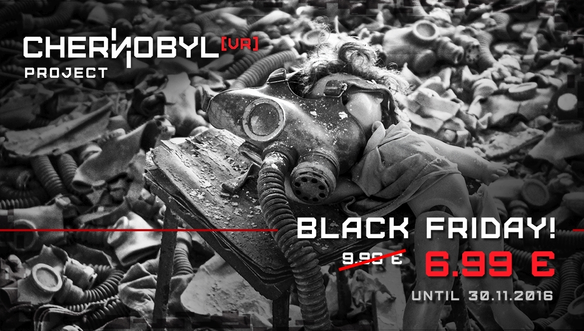 Chernobyl VR Project w ofercie Black Friday na Steamie!