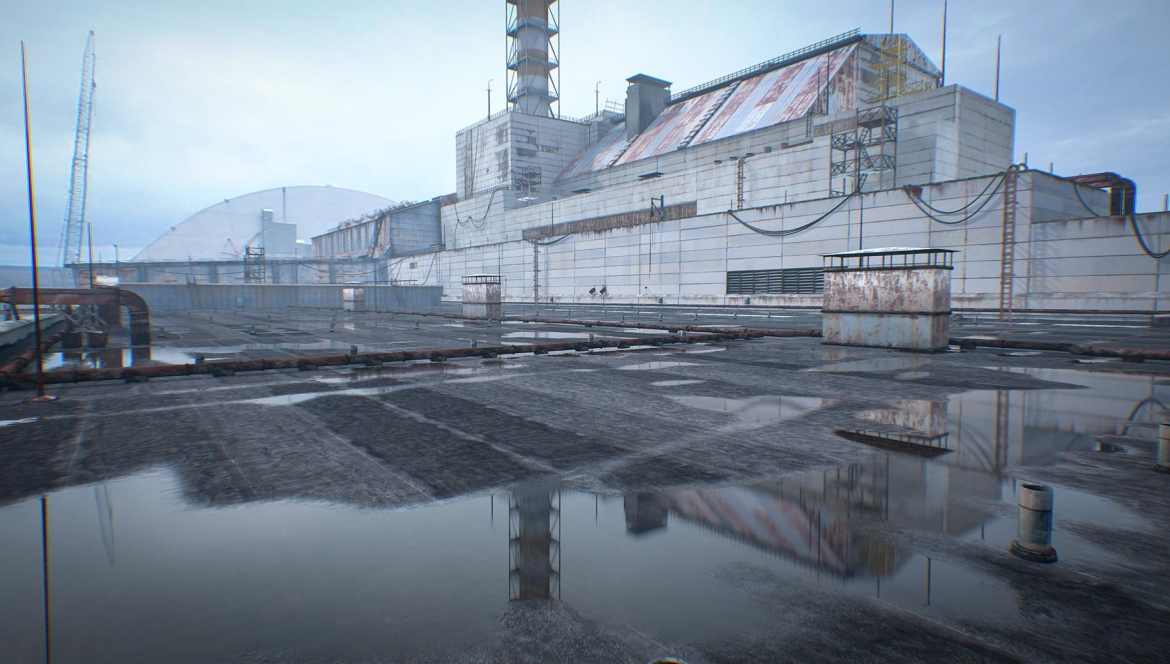 CHERNOBYL VR PROJECT ON PS4 RELEASE ON 29.09.2017