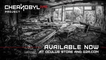 Chernobyl VR Project już dostępny!
